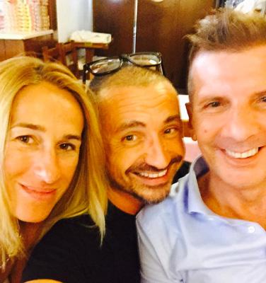 Mara Cavedon e Paolo Gelmi
