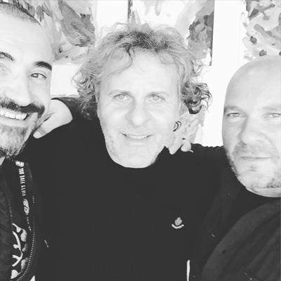 Renzo Rosso e Marco Montemaggi